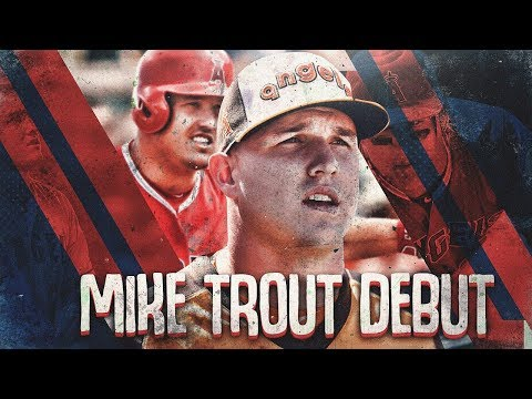 MIKE TROUT MAIN SQUAD RANKED SEASONS DEBUT! MLB THE SHOW 18 DIAMOND DYNASTY!