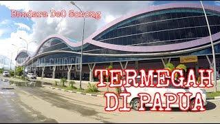 Video Wajah Baru Tanah Papua.. Bandara DeO, Termegah di Tanah Papua (papua vlog108) MP3, 3GP, MP4, WEBM, AVI, FLV November 2018