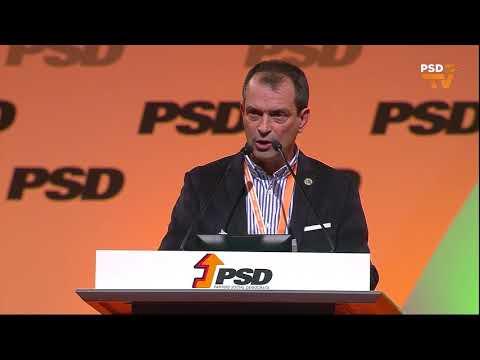 37º Congresso PSD - Intervenção de António Manuel Franco