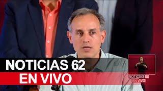 Viceministro de México pidió que permanezcan en sus casas – Noticias 62 - Thumbnail