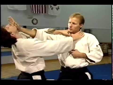 Rick Mirandette Aikido Self Defense Moves