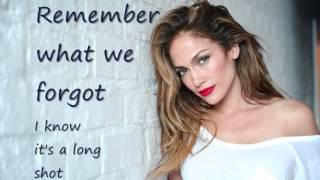 Jennifer Lopez - Feel The Light [Lyrics] [