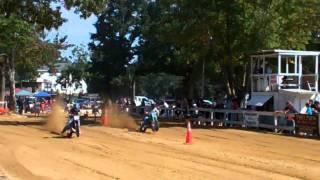 9. Kawasaki KX 500 - Drag Race