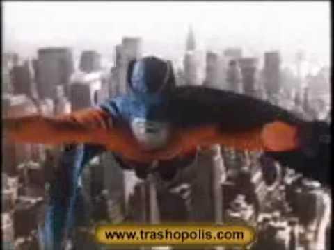 Il Superman della movida