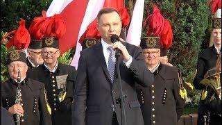 Duda wygwizdany w Gliwicach!!!