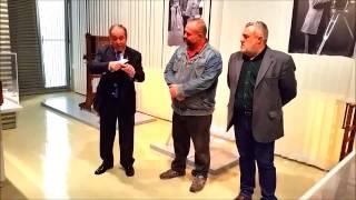 Video presentación Exposición Colección máquinas fotográficas.