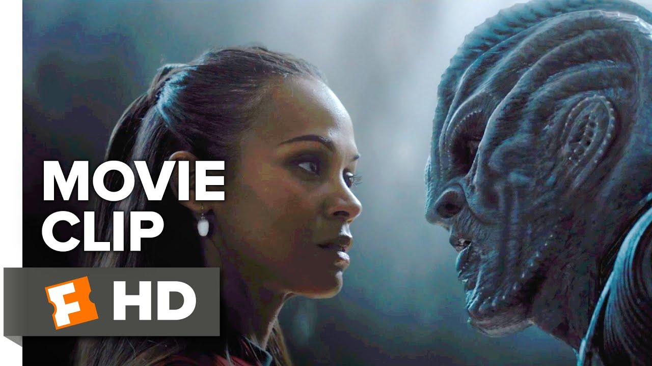 Watch 'Star Trek Beyond' [Clip] with Chris Pine, Zoe Saldana, Idris Elba & More