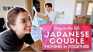 Video Day in the Life of a Typical Japanese Couple Moving in Tokyo MP3, 3GP, MP4, WEBM, AVI, FLV Agustus 2019