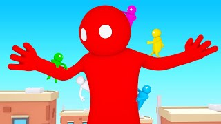 TAKE DOWN The GIANT In Gang Beasts!