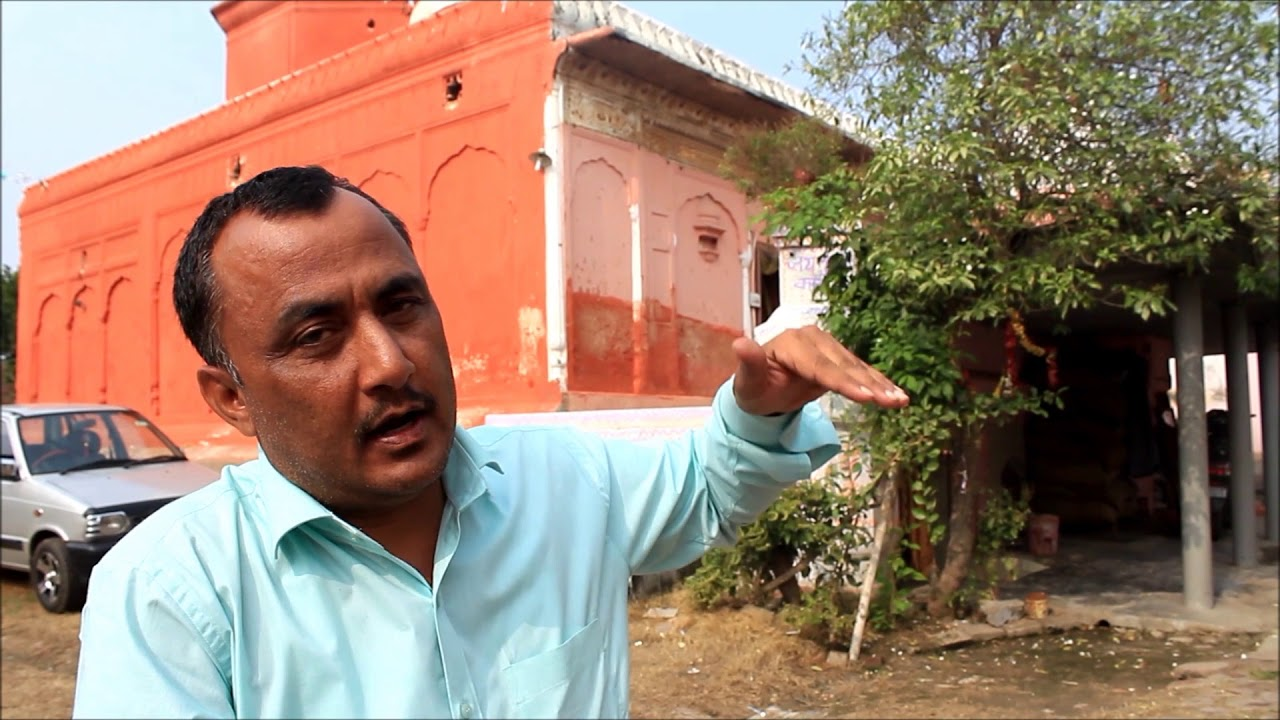 Interviews with Local Residents on the Burj Temple in Jammu