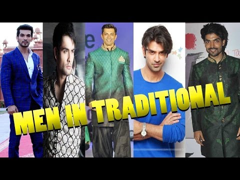 TV actors flaunting their Traditional Attires