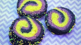 Yummy Witches Brew Cookies - YouTube