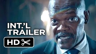 Nonton Big Game Official International Trailer #1 (2015) - Samuel L. Jackson Action Adventure HD Film Subtitle Indonesia Streaming Movie Download