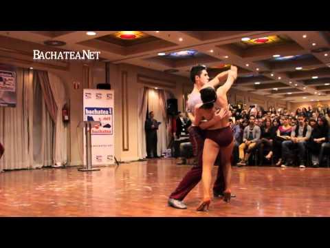 12 World Bachata Masters Kike & Fania Coreografía Bachatea 2012 (видео)