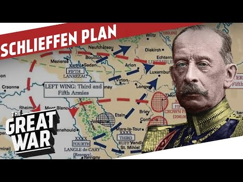 The Schlieffen Plan - And Why It Failed I THE GREAT WAR Special feat. AlternateHistoryHub