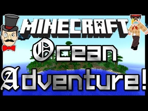 [Minecraft 1.2.5] Ocean Adventures Mod v1.3