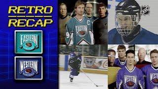 Nolan nets glowing All-Star Hat Trick | Retro Recap | 1997 NHL ASG by NHL