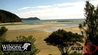 Abel Tasman National Park Webcam Thursday 28th April 2011