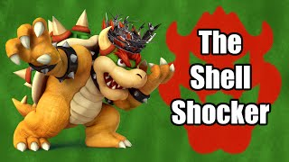 The Shell Shocker – An SSB4 Bowser montage