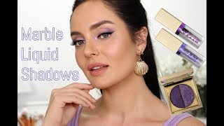 Soft Purple Makeup: Trying NEW Stila Products! \\ Chloe Morello by Chloe Morello