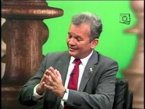 Participação no Programa Jogo Político da TV O Povo no Ceará
