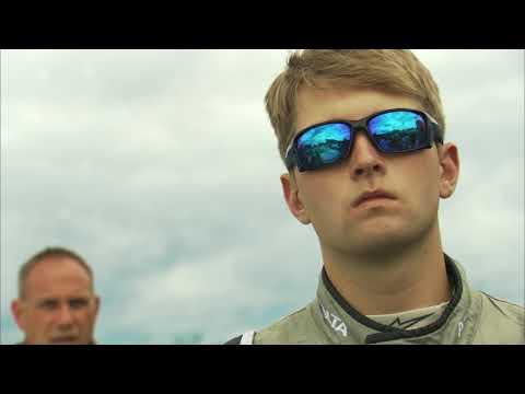 Gordon 'proud' Byron will be in No. 24 car