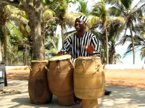 Mustapha Tettey Addy – African Master Drummer from Ghana