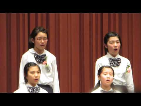 2014年二月 仙台市立原町小学校柿の木合唱団・柿木バンドお別れコンサート