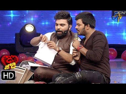 Sudheer | Pradeep | Funny Joke | Dhee Jodi | 28th November 2018 | ETV Telugu HD_A héten feltöltött legjobb vicces videók