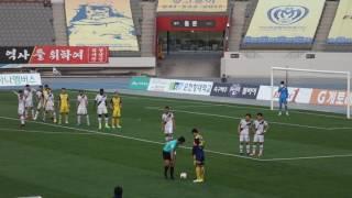 무궁화축구단 VS 경남FC