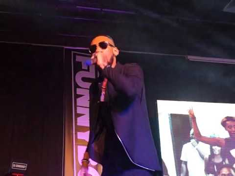 How King of East Phyno Shut Down Funnybone's Comedy show in Lagos