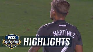 LA Galaxy vs. Atlanta United FC   2018 MLS Highlights by FOX Soccer
