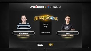 StanCifka vs Rdu, game 1