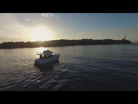 Beneteau Swift Trawler 30video