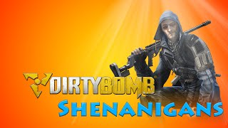 Dirty Bomb (Shenanigans w/ my brother) - Samurai vs Samurai, Mission impossible and more