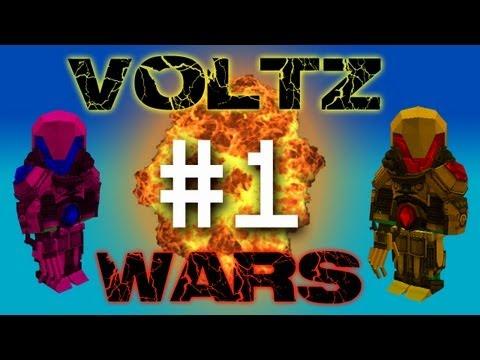 Minecraft Voltz Wars - (Season 3) - Nuclear Threat! #1