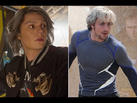 Who's Quicksilver Is Better, Peters Vs Taylor Johnson? – AMC Movie News