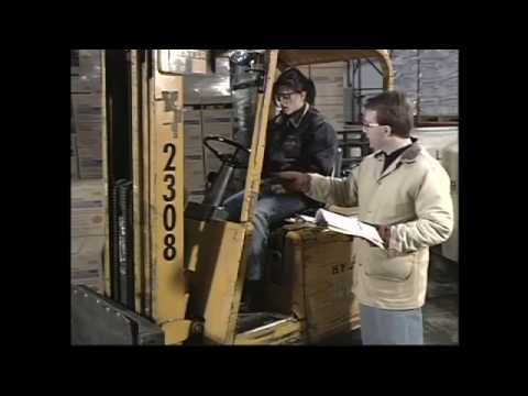 Forklift or Powered Industrial Truck Safety Training Video