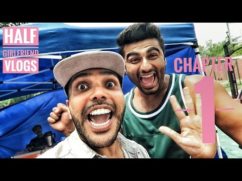 Half Girlfriend Vlogs- Chapter 1 | The Intro Scene