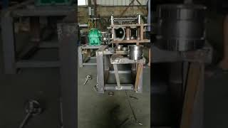 Steel Handrail Roll Forming Machine youtube video