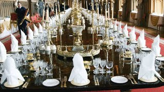 Video Here's What Happens When the Queen Throws a Giant Banquet MP3, 3GP, MP4, WEBM, AVI, FLV Oktober 2018