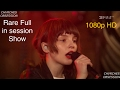 Chvrches Full Show Guitar Center Sessions 1080p HD - No interviews, just music