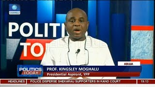 I Will Be Nigeria's President By May 29, 2019 - Moghalu