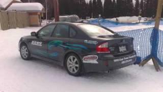 2009 Subaru Velocity Challenge & FIS Speed Ski World Cup