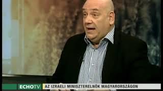 Négynapos látogatásra Magyarországra érkezett az izraeli miniszterelnök. A két ország kapcsolatáról, az antiszemitizmussal való...
