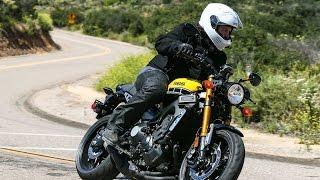 2. Yamaha XSR900 First Ride Review at RevZilla.com
