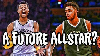 D'Angelo Russell is going to be an NBA All Star, just watch SUBSCRIBE TO MY 2ND CHANNEL! http://bit.ly/SubKorzemba And If...
