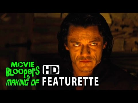 Dracula Untold (2014) Featurette - Meet the Real Vlad