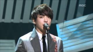 CNBLUE - Hey You, 씨엔블루 - 헤이 유, Music Core 20120407