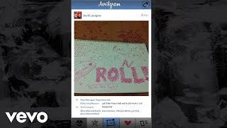 Avril Lavigne - Rock N Roll (Lyric Video)